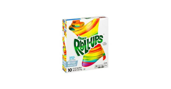 Fruit Roll-Ups, 10 ct. from Kwik Trip - Eau Claire Water St in Eau Claire, WI