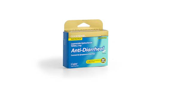 Goodsense Anti Diarrheal, 6 ct. from Kwik Trip - Madison Downtown in Madison, WI