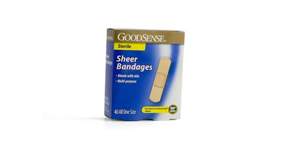 Goodsense Bandages, 40 ct. from Kwik Trip - Madison Downtown in Madison, WI