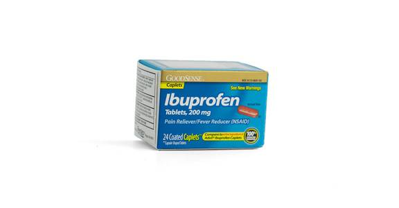 Goodsense Ibuprofen, 24 ct. from Kwik Trip - Madison Downtown in Madison, WI