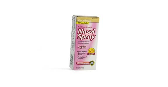 Goodsense Nasal Spray, 1 oz. from Kwik Trip - Madison Downtown in Madison, WI