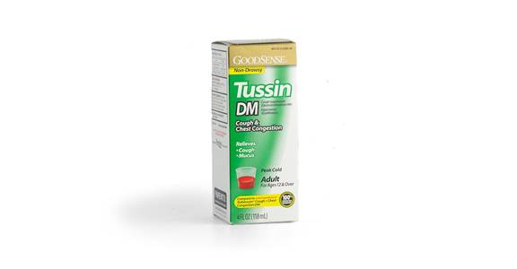 Goodsense Tussin DM Cough, 4 oz. from Kwik Trip - Madison Downtown in Madison, WI