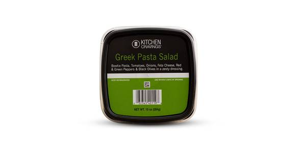 Greek Pasta Salad, 10 oz. from Kwik Trip - Kenosha 120th Ave in Pleasant Prairie, WI