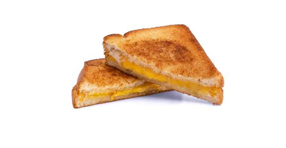 Grilled Cheese Sandwich from Kwik Star - Waterloo Broadway St in Waterloo, IA