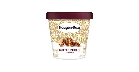 Haagen Daz Butter Pecan, 14 oz. from Kwik Trip - Kenosha 120th Ave in Pleasant Prairie, WI