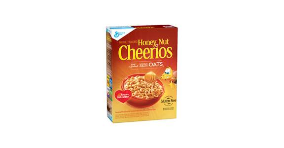 Honey Nut Cheerios, 10.8 oz. from Kwik Star - Waterloo Broadway St in Waterloo, IA
