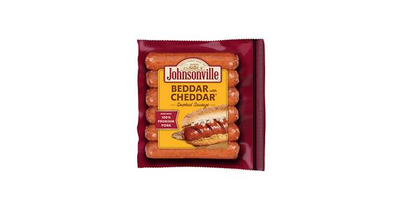 Johnsonville Cheddar Smoked Sausage, 15 oz. from Kwik Star - Waterloo Broadway St in Waterloo, IA