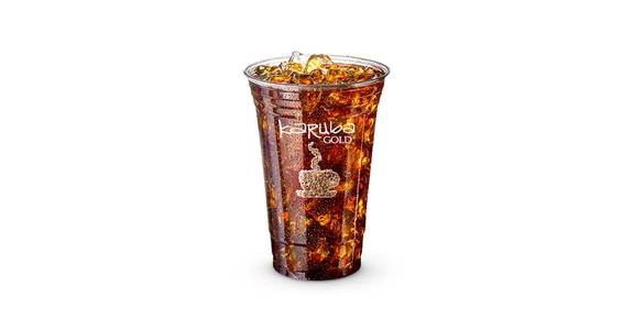 Karuba Gold Iced, 24 oz. from Kwik Trip - Eau Claire Water St in Eau Claire, WI