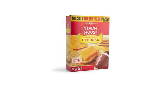 Keebler Townhouse Crackers from Kwik Trip - Wausau Stewart Ave in Wausau, WI