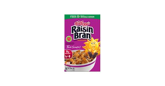 Kellogg's Raisin Bran, 16.6 oz. from Kwik Star - Waterloo Broadway St in Waterloo, IA