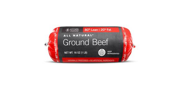 Kitchen Cravings 80% Ground Beef, 1 lb. from Kwik Star - Waterloo Broadway St in Waterloo, IA
