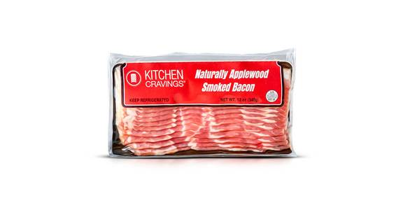 Kitchen Cravings Bacon Sliced, 12 oz. from Kwik Star - Waterloo Broadway St in Waterloo, IA