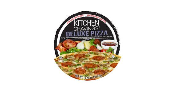 Kitchen Cravings Ultrathin Pizza from Kwik Trip - Wausau Stewart Ave in Wausau, WI