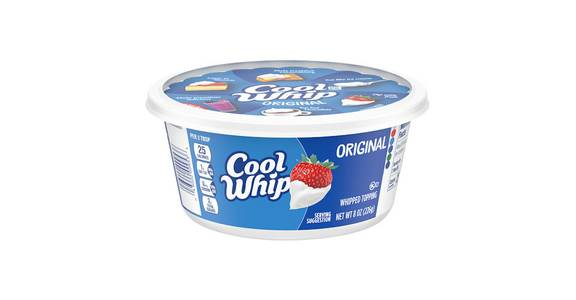 Kraft Cool Whip, 8 oz. from Kwik Trip - Kenosha 120th Ave in Pleasant Prairie, WI