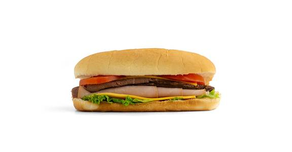 Large Deli Combo Sub from Kwik Trip - La Crosse Losey Blvd in La Crosse, WI