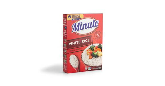 Minute White Rice, 14 oz. from Kwik Star - Waterloo Broadway St in Waterloo, IA