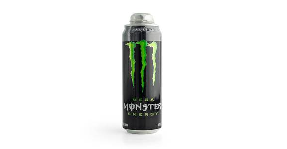 Monster Energy, 24 oz. from Kwik Star - Waterloo Broadway St in Waterloo, IA