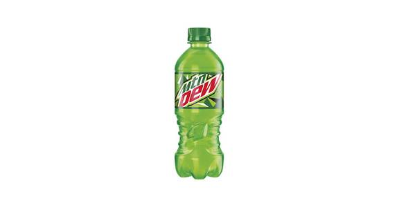 Mountain Dew Bottled Products, 20 oz. from Kwik Trip - Kenosha 120th Ave in Pleasant Prairie, WI