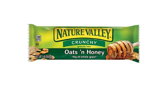 Nature Valley Bars from Kwik Trip - Kenosha 120th Ave in Pleasant Prairie, WI