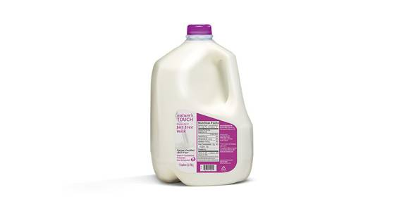Nature's Touch Gallon Milk from Kwik Star - Waterloo Broadway St in Waterloo, IA
