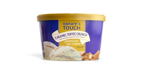 Nature's Touch Ice Cream, 48 oz. from Kwik Trip - Eau Claire Water St in Eau Claire, WI
