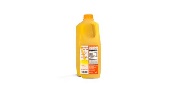 Nature's Touch Orange Juice, 1/2 Gallon from Kwik Star - Waterloo Broadway St in Waterloo, IA