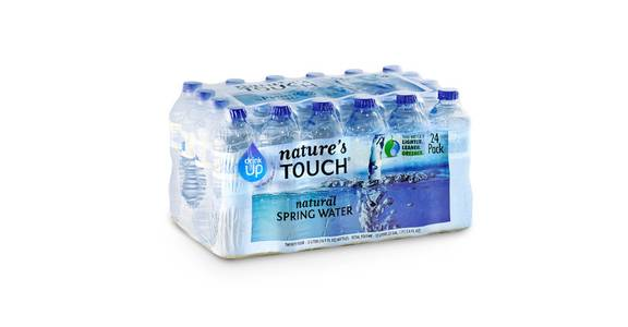 Nature's Touch Water, 24 Pack from Kwik Star - Waterloo Broadway St in Waterloo, IA
