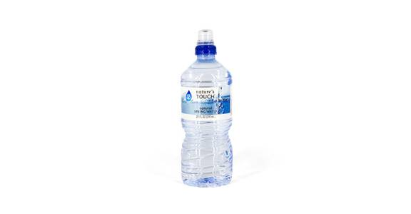 Nature's Touch Water Spring Sport Cap, 20 oz. from Kwik Trip - Kenosha 120th Ave in Pleasant Prairie, WI