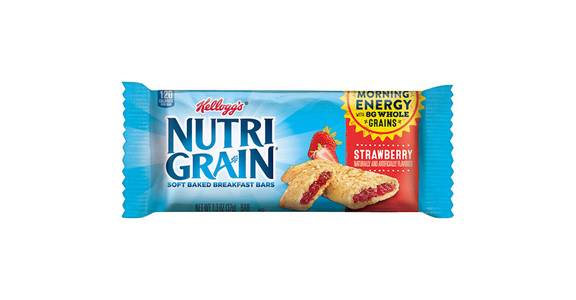 Nutri Grain Bar from Kwik Star - Waterloo Broadway St in Waterloo, IA