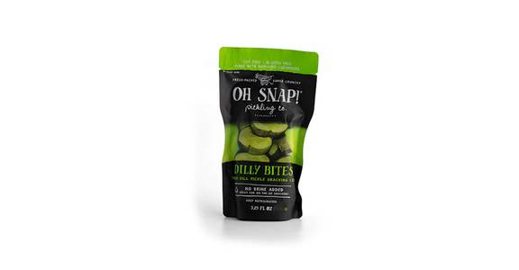 Oh Snap Pickles Dilly Bites, 3.25 oz. from Kwik Star - Waterloo Broadway St in Waterloo, IA