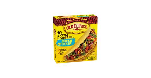 Old El Paso Taco Shells, 12 ct. from Kwik Trip - Kenosha 120th Ave in Pleasant Prairie, WI