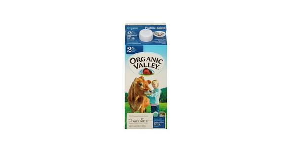 Organic Valley Milk, 64 oz. from Kwik Trip - Wausau Stewart Ave in Wausau, WI