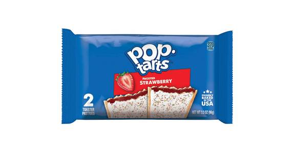 Pop-Tarts - Strawberry, 3.67 oz. from Kwik Trip - Eau Claire Water St in Eau Claire, WI