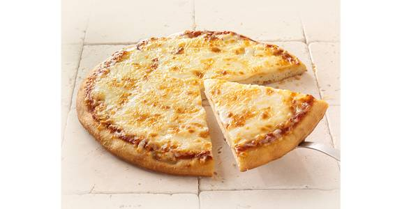 Regular Crust Pizza: Cheese from Kwik Star - Waterloo Broadway St in Waterloo, IA