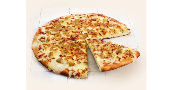 Regular Crust Pizza: Chicken Carbonara from Kwik Trip - Wausau Stewart Ave in Wausau, WI