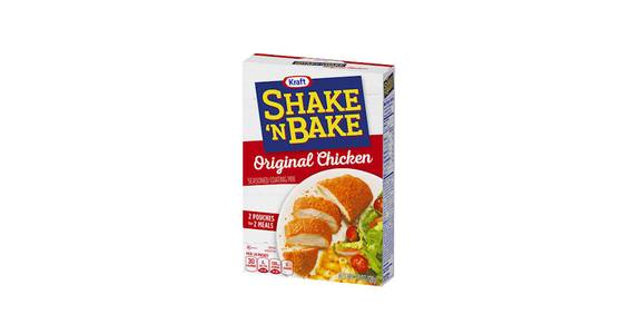 Shake-n-Bake Original Chicken, 4.5 oz. from Kwik Trip - Wausau Stewart Ave in Wausau, WI