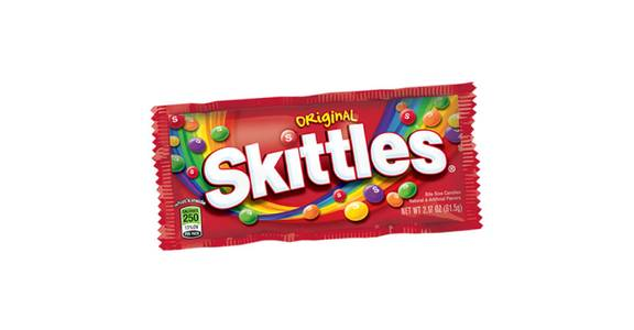 Skittles from Kwik Star - Waterloo Broadway St in Waterloo, IA