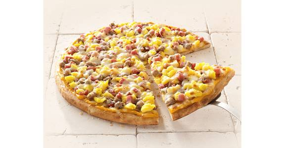 Specialty Pizza: Breakfast from Kwik Star - Waterloo Broadway St in Waterloo, IA
