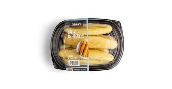 Take Home Meal: Breadsticks from Kwik Trip - La Crosse Losey Blvd in La Crosse, WI