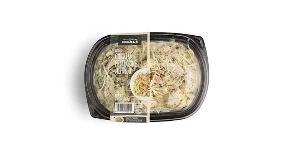 Take Home Meal: Grilled Chicken Fettuccine Alfredo from Kwik Trip - La Crosse Losey Blvd in La Crosse, WI