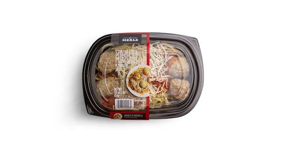Take Home Meal: Spaghetti & Meatballs from Kwik Trip - Eau Claire Water St in Eau Claire, WI