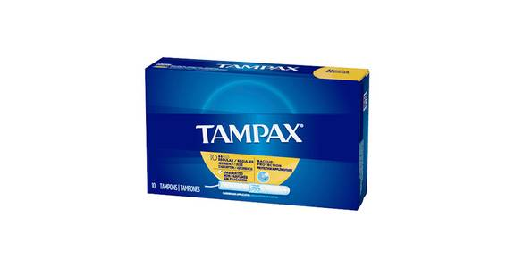 Tampax Super, 10 Count from Kwik Trip - Madison Downtown in Madison, WI