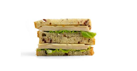 Turkey Swiss Cranberry Sandwich from Kwik Trip - La Crosse Losey Blvd in La Crosse, WI