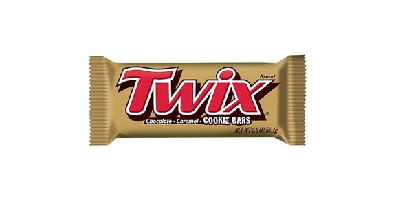 Twix Bar from Kwik Trip - La Crosse Losey Blvd in La Crosse, WI