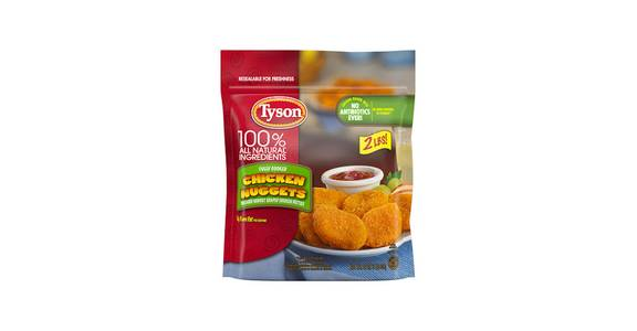 Tyson Chicken Nuggets, 32 oz. from Kwik Star - Dubuque Dodge St in Dubuque, IA