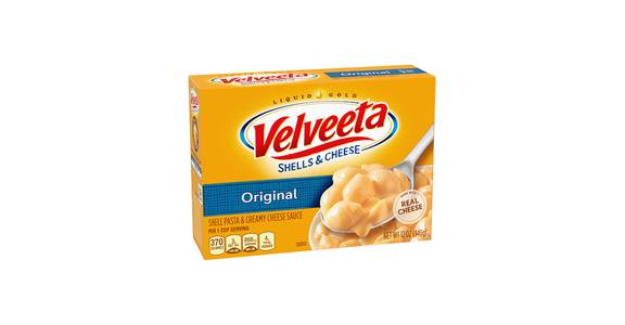 Velveeta Shells & Cheese, 12 oz. from Kwik Trip - Eau Claire Water St in Eau Claire, WI
