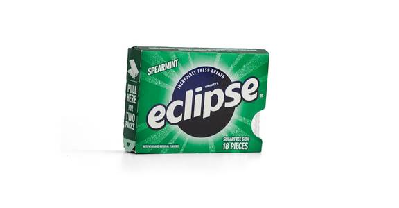 Wrigley's Eclipse Gum from Kwik Star - Waterloo Broadway St in Waterloo, IA
