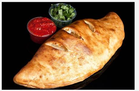 Make Your Own Calzone from La Margarita Pizzeria in New York, NY