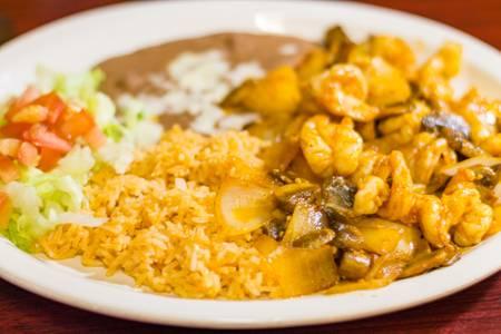 Camarones Al Mojo De Ajo from Las Margaritas in La Crosse, WI
