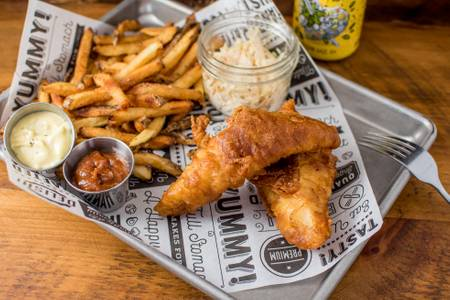 Fish Fry - 2 Piece from Longtable Beer Cafe in Middleton, WI